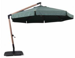 sombrilla para exterior Momalia verde