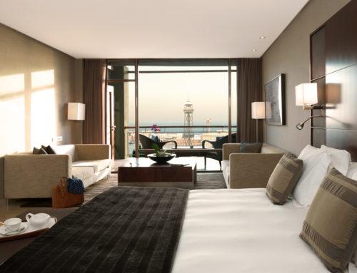 El mejor diseño para las habitaciones de un hotel