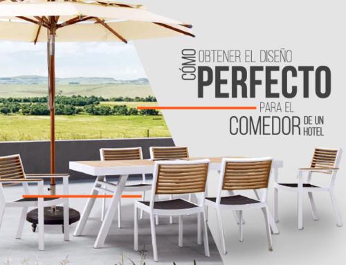 Cómo Obtener el Diseño Perfecto para el Comedor de un Hotel